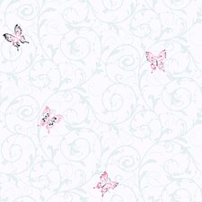 Candice Olson Kids Butterfly Scroll