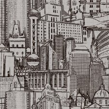 <strong>York Wallcoverings</strong> Risky Business Great Expectations Scenic Wallpaper