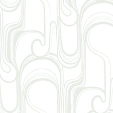Risky Business Curves Ahead Abstract Wallpaper