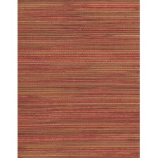 Tommy Bahama Grasscloth / Tom Color Unpasted Wallpaper