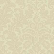 Candice Olson Shimmering Details Damask Wallpaper