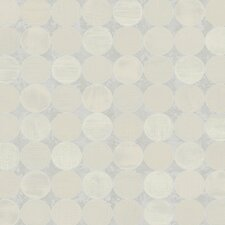 Candice Olson II Dimensional Surfaces Polka Dot Wallpaper