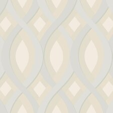 Candice Olson II Dimensional Surfaces Geometric Wallpaper