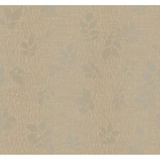 <strong>York Wallcoverings</strong> Jewel Box Willow Floral Botanical Wallpaper