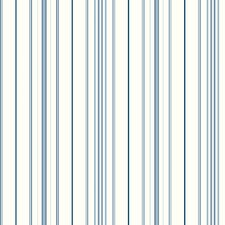 Ashford Stripes Wide Pinstripe Wallpaper