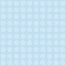 Peek-A-Boo Twister Polka Dot Wallpaper