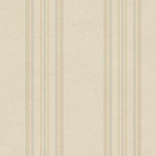 <strong>York Wallcoverings</strong> Fresco Edisto Stripe Wallpaper