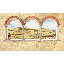<strong>York Wallcoverings</strong> Portfolio II Tuscan View Wall Mural