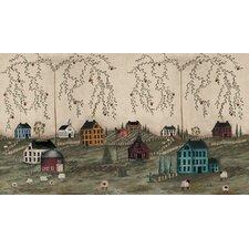 Portfolio II Heartland with Scenic Pastureland Wall Mural