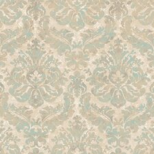 Gentle Manor Feathery Damask
