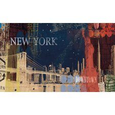 <strong>York Wallcoverings</strong> Portfolio II New York City Wall Murall