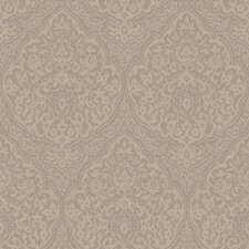Gentle Manor Framed Damask