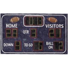 Portfolio II Football Scoreboard Wall Mural