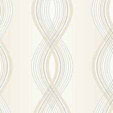 Candice Olson Inspired Elegance Moda Abstract Wallpaper