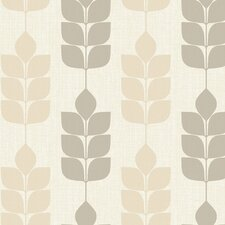 Candice Olson Inspired Elegance Petals Wallpaper