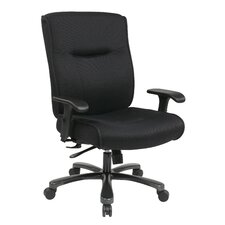 "<strong>Office Star Products</strong> Pro-Line II 25"" Executive Chair with Mesh Fabric"