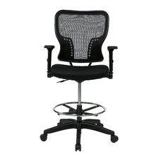 "Space 21.25"" Chair with 4-Way Adjustable Flip Arms"