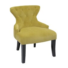 Ave Six Curves Hour Glass Chair