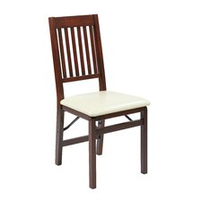OSP Designs Folding Chair (Set of 2)