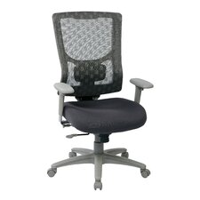 ProGrid High-Back Mesh Chair with Adjustable Arms
