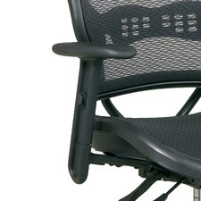 Height Adjustable Drafting Chair Arms