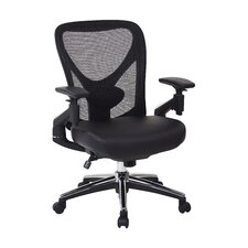 Pro-Line II™ Mesh Manager Chair with Pivoting Arms