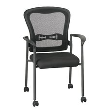 <strong>Office Star Products</strong> ProLine II Visitors Chair with Arms