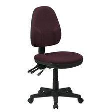 Mid-Back Dual Function Ergonomic Office Chair