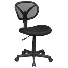 Low-Back Screen Back Task Chair
