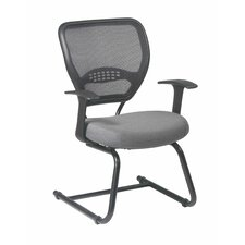 <strong>Office Star Products</strong> Space Seating Professional Visitors Chair