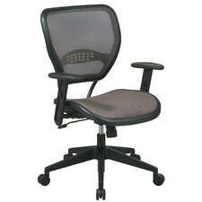 <strong>Office Star Products</strong> Medium High Space Deluxe Task Chair