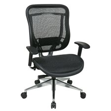 <strong>Office Star Products</strong> High-Back Executive Chair