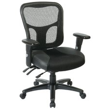 High-Back ProGrid Managerial Chair