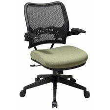 <strong>Office Star Products</strong> AirGrid Back Space Seating Deluxe Office Chair