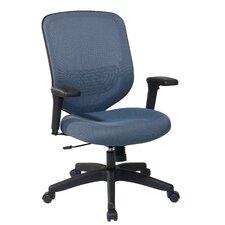 Space Seating Mesh Seat and Back Task Chair