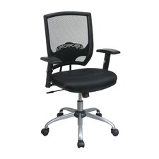 Work Smart Mesh Screen Task Chair