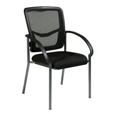 ProGrid® Back Visitors Chair with Arms