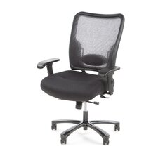 <strong>Office Star Products</strong> Space Mid-Back Mesh Big Office Chair