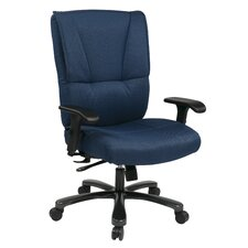 "25"" Executive Chair with Fabric"