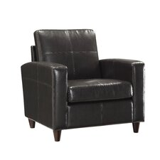 Eco Leather Club Chair