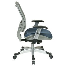 SPACE REVV Ice SpaceFlex Back Chair and Shadow Mesh Seat