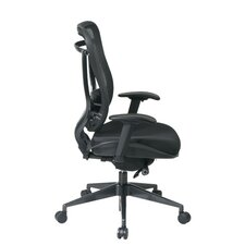 <strong>Office Star Products</strong> SPACE High-Back Executive Chair