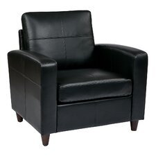 Eco Leather Club Office Chair