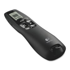 Wireless Presenter with Laser Pointer, 50Ft Projection