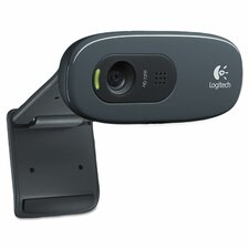 <strong>Logitech, Inc</strong> C270 HD Webcam
