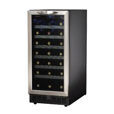 Silhouette 34 Bottle Built-In Wine Cooler
