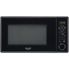 1.3 Cu. Ft. 1000W Carousel Countertop Microwave