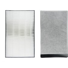 Replacement HEPA Filter and Deodorizing Carbon Filter
