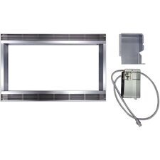Trim Kit Built-In Microwave