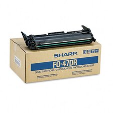 FO47DR Drum Cartridge, Black